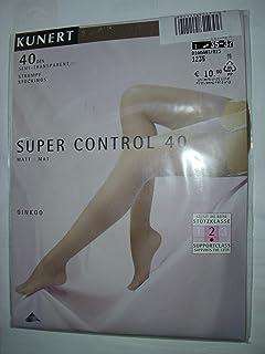 Kunert Strumpf Super Control 40 Matt Gingo Farbe: Diamant I Schuhgrösse: 35-37 Stützt die Beine Stützklasse 2 NP: 10,00 Euro - Super Angebot!