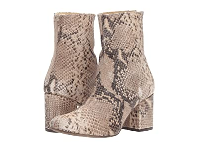 Free People Cecile Ankle Boot (Taupe) Women