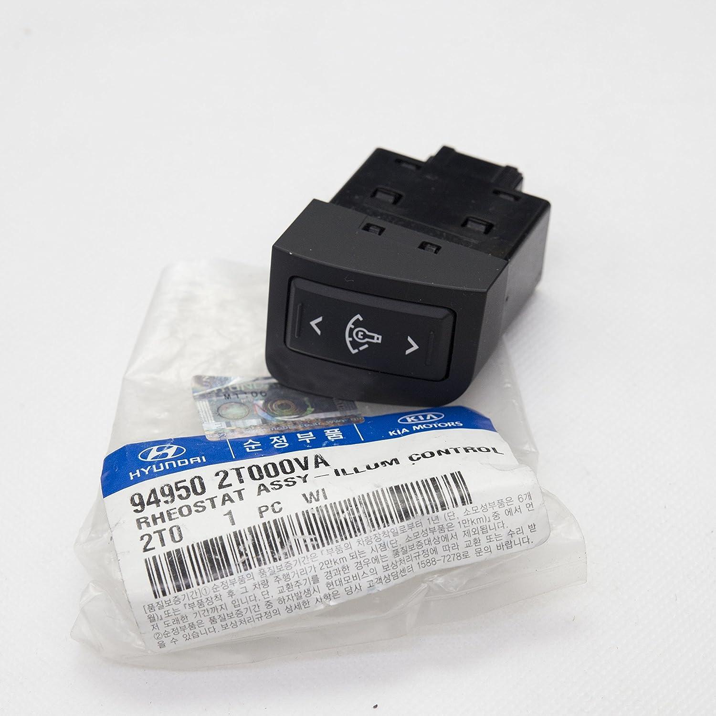 Rheostat assy illum Outlet sale feature control 949502T000VA SALENEW very popular KIA 1Pcs 20 Fits OPTIMA
