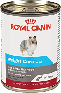 Royal Canin Canine Health Nutrition Weight Care In Gel Wet Dog Food, 13.5 oz, Case of 12