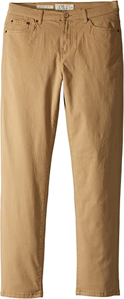 Five-Pocket Authentic Skinny Twill Pants (Big Kids)