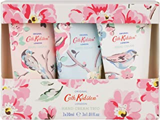 Cath Kidston 花鳥系列護手霜三件套,3x30毫升