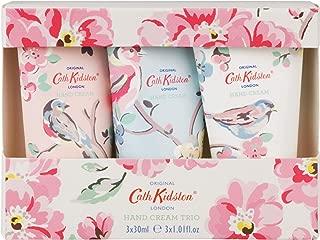 Cath Kidston 花鸟系列护手霜三件套,3x30毫升
