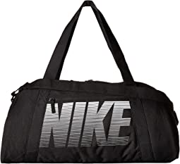 ff246379a0 Nike nike gym club bag black black metallic gold