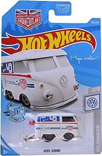 Hot Wheels Volkswagen Series 2/10 Kool Kombi 136/250, White