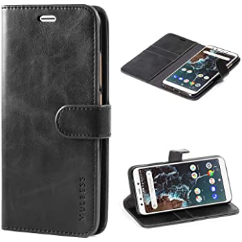 Mulbess Funda para Xiaomi A2, Funda Cartera Xiaomi Mi A2 Wallet ...