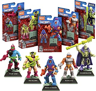 Masters of The Universe Heroes 5-Pack