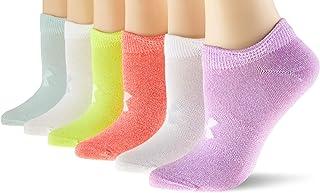 Under Armour, Essential Ns Calcetines de entrenamiento transpirables y cómodos, calcetines de compresión para mujer con tecnología antiolor. Mujer