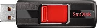 SanDisk Cruzer 256GB USB 2.0 Flash Drive (SDCZ36-256G-B35)