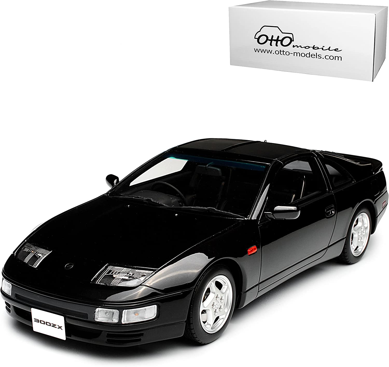 Nissan 300zx Coupe Schwarz 1989 2000 Nr 262 1 18 Otto Modell Auto