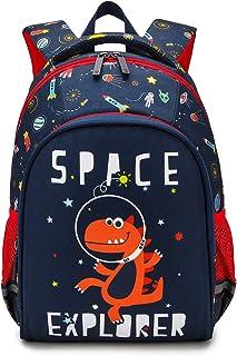 حقيبة ظهر مضادة للماء لمرحلة ما قبل المدرسة للأطفال الأولاد والبنات حقائب أطفال رياض الأطفال من ويليكيفا
