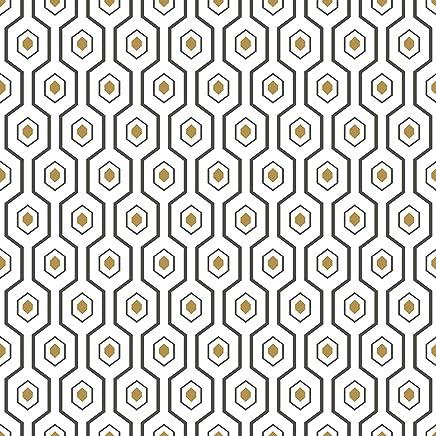 Papier Peint Forme Geometrique.Amazon Fr Papier Peint Geometrique Bricolage