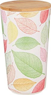 Ecoware Canister, Multi-Colour, 11 x 19 cm, BD-BF-26