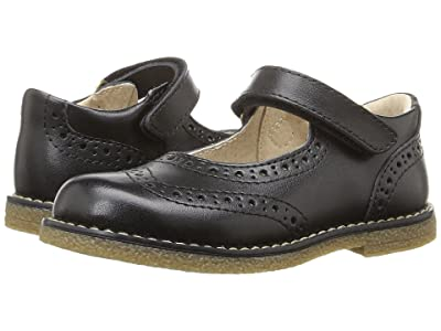 FootMates Lydia (Toddler/Little Kid) (Black) Girl