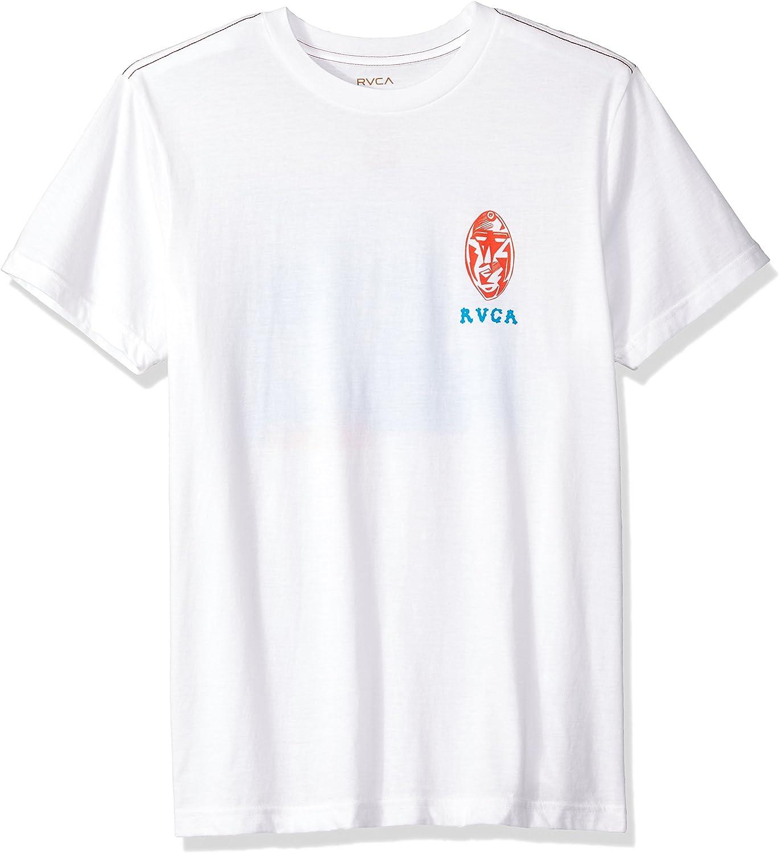 RVCA Men's Daggers Short Sleeve T-Shirt
