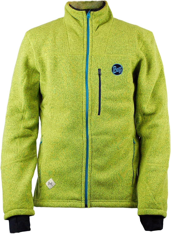 Buff Herren Jacket Ives - Farbe  Grün