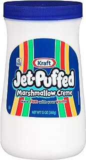 Jet Puffed Marshmallow Creme (13 oz Jars, Pack of 6)