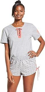 U.S. Polo Assn. Womens Athletic Short Sleeve Shirt and...