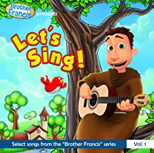 Audio CD - Let's Sing (Brother Francis)