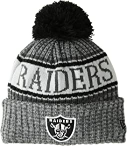 Oakland Raiders Sport Knit