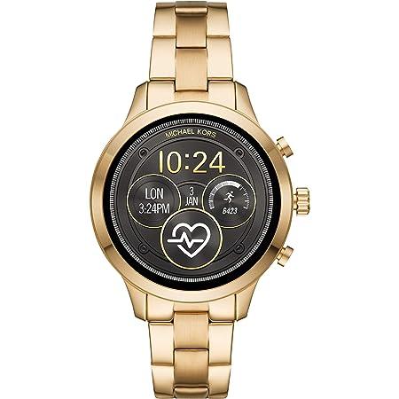 Michael Kors Smartwatch da Donna con Wear OS by Google con Frequenza Cardiaca, GPS, NFC e Notifiche per Smartphone