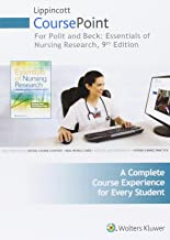 Lippincott CoursePoint for Polit: Essentials of Nursing Research (CoursePoint for BSN)