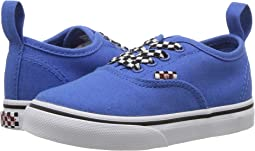 Vans Kids Authentic Elastic Lace (Toddler)