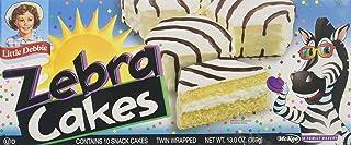 LITTLE DEBBIE ZEBRA CAKES 13 OZ