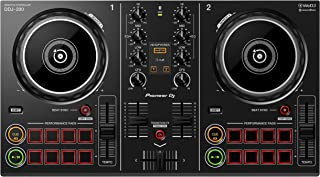 Pioneer DJ DDJ-200 Smart DJ-Controller, Zwart