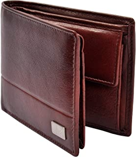 AM LEATHER Brown Men's Wallet
