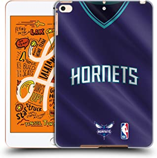 Official NBA Road Jersey 2018/19 Charlotte Hornets Hard Back Case Compatible for iPad Mini (2019)