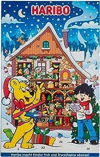 Haribo Advent Calendar, Christmas sweets gift, 300g