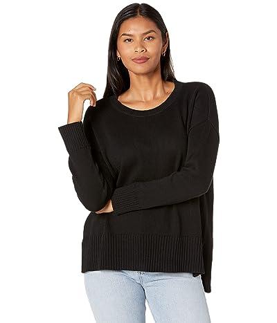 Eileen Fisher Round Neck Tunic in Organic Linen Cotton