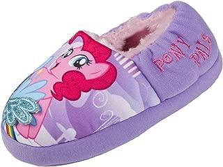 My Little Pony Glitter Wings Girls Slippers