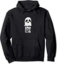 Sad Ghost Club | Emotionally Unstable | Emo Gothic Pullover Hoodie