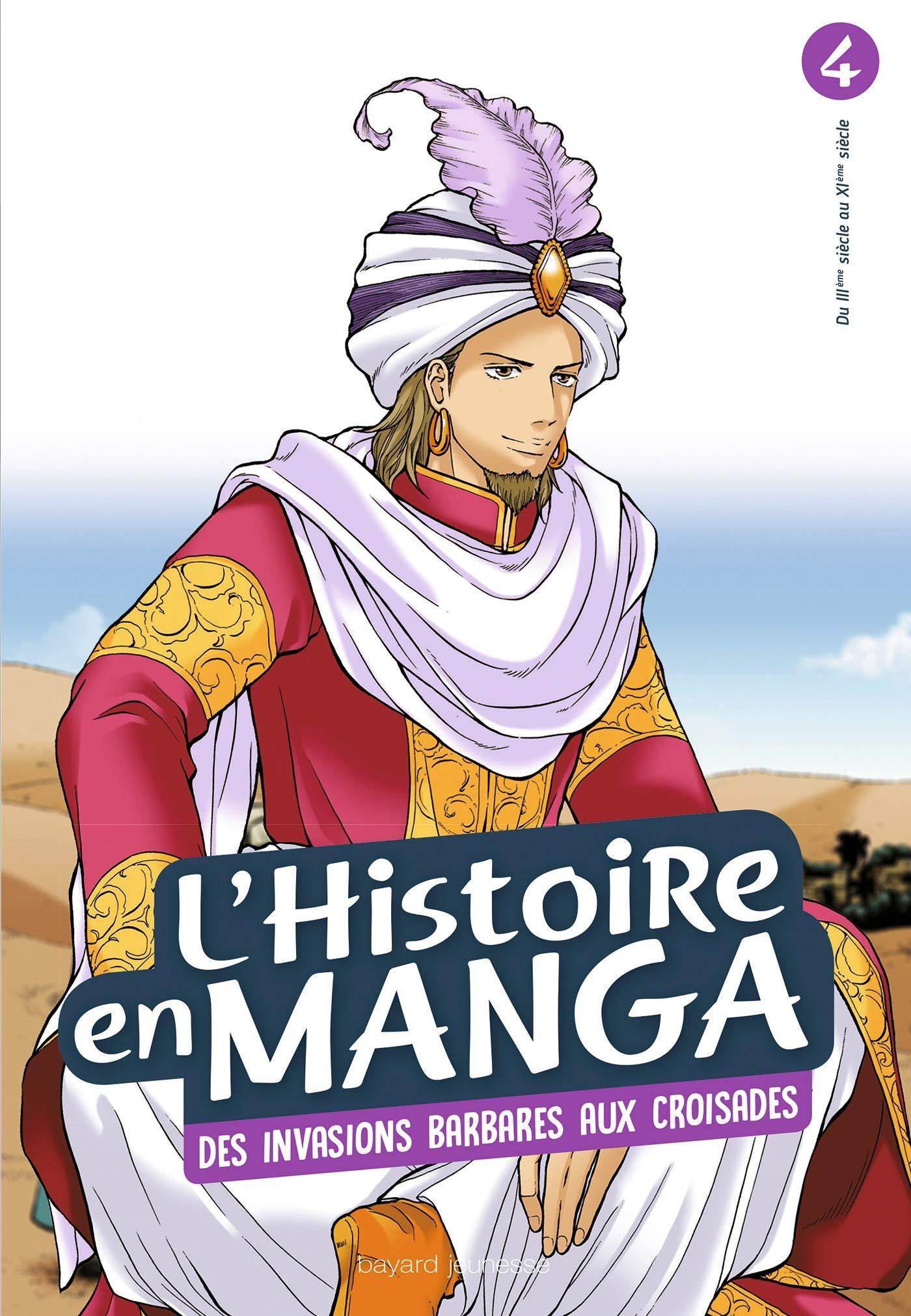 l' Histoire en manga
