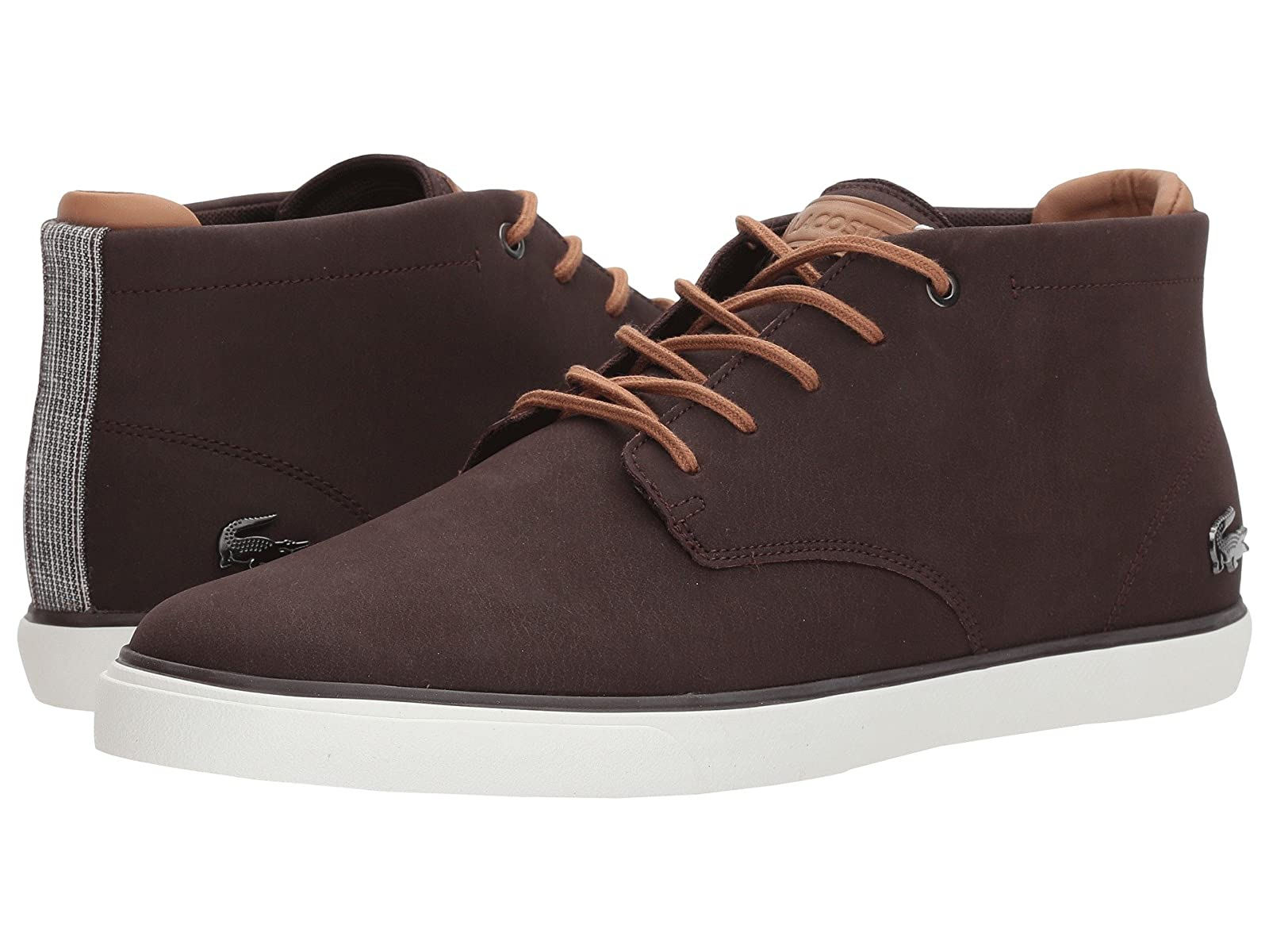 Lacoste Esparre Chukka 118 1Atmospheric grades have affordable shoes