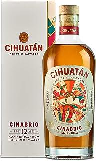 Cihuatan Cinabrio Rum El Salvador 12YO Rum 1 x 700 ml