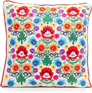 Gift Boutique Women's Floral Pillow
