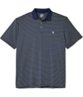 Big & Tall Classic Fit Performance Jersey Polo