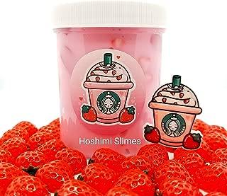 Pink Drink Glossy Slime-Hoshimi Slime
