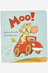 Moo! Board book