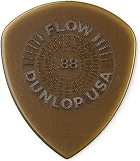 Dunlop Flow Standard Grip .88mm Guitar Picks (549P.88)