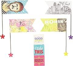 K&CompanySmash Scrapbook Pins, Doodle