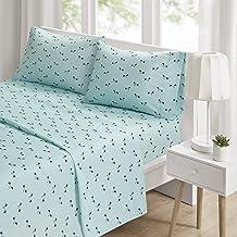 "Intelligent Design Microfiber Wrinkle Resistant, Soft Sheets with 12"" Pocket Modern, All Season, Cozy Bedding-Set, Matchin..."
