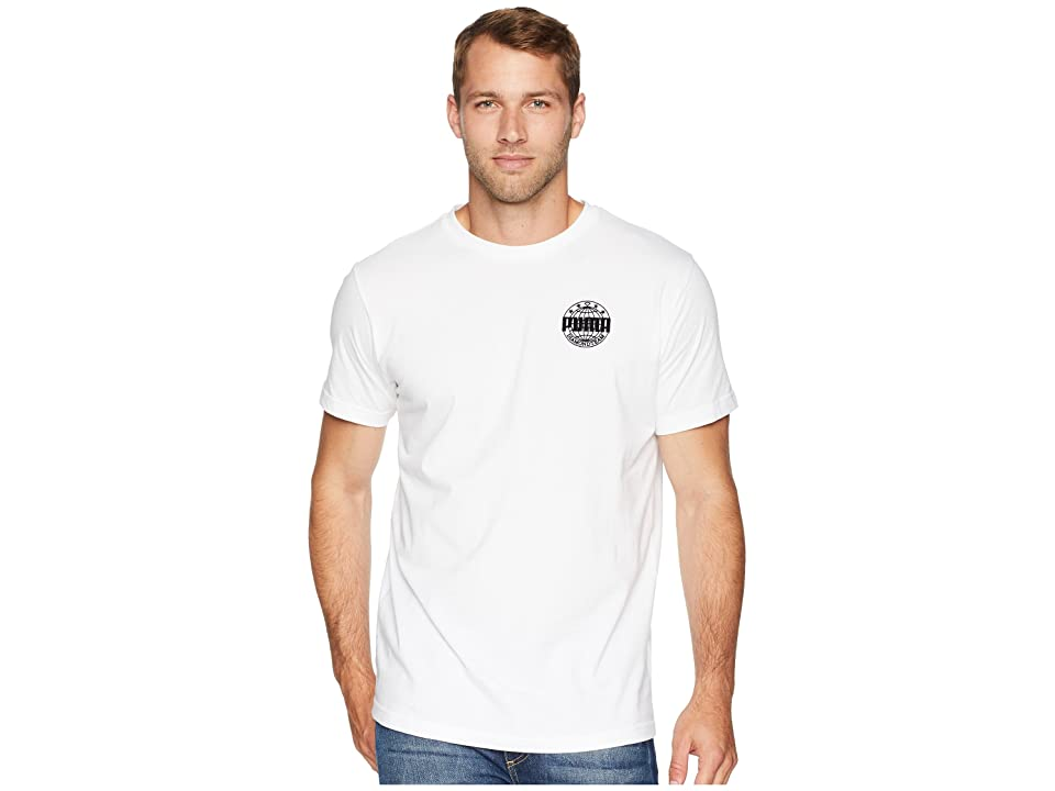 PUMA Puma x Diamond Logo Tee (PUMA White) Men