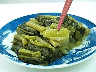 野沢温泉村の野沢菜本漬け600g×2袋セット