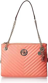 GUESS Womens Blakely Satchel Bag