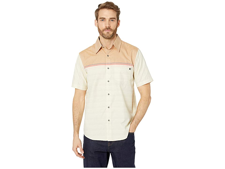 Marmot Syrocco Short Sleeve Shirt (Aztec Gold) Men