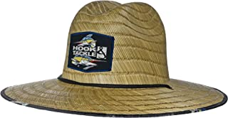 Hook & Tackle Marlin Lifeguard   Fishing Stretch Fit   Straw Hat